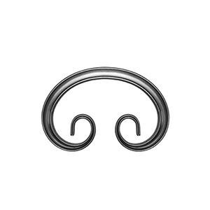 Вензель Т15-160-108 кованый